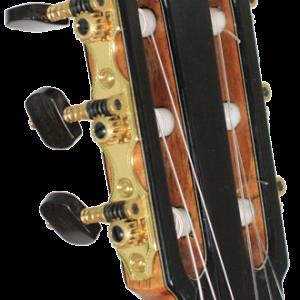 clavijero de guitarra clasica