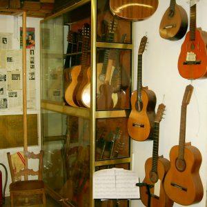 guitarras antiguas taller