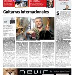 guitarras internacionales