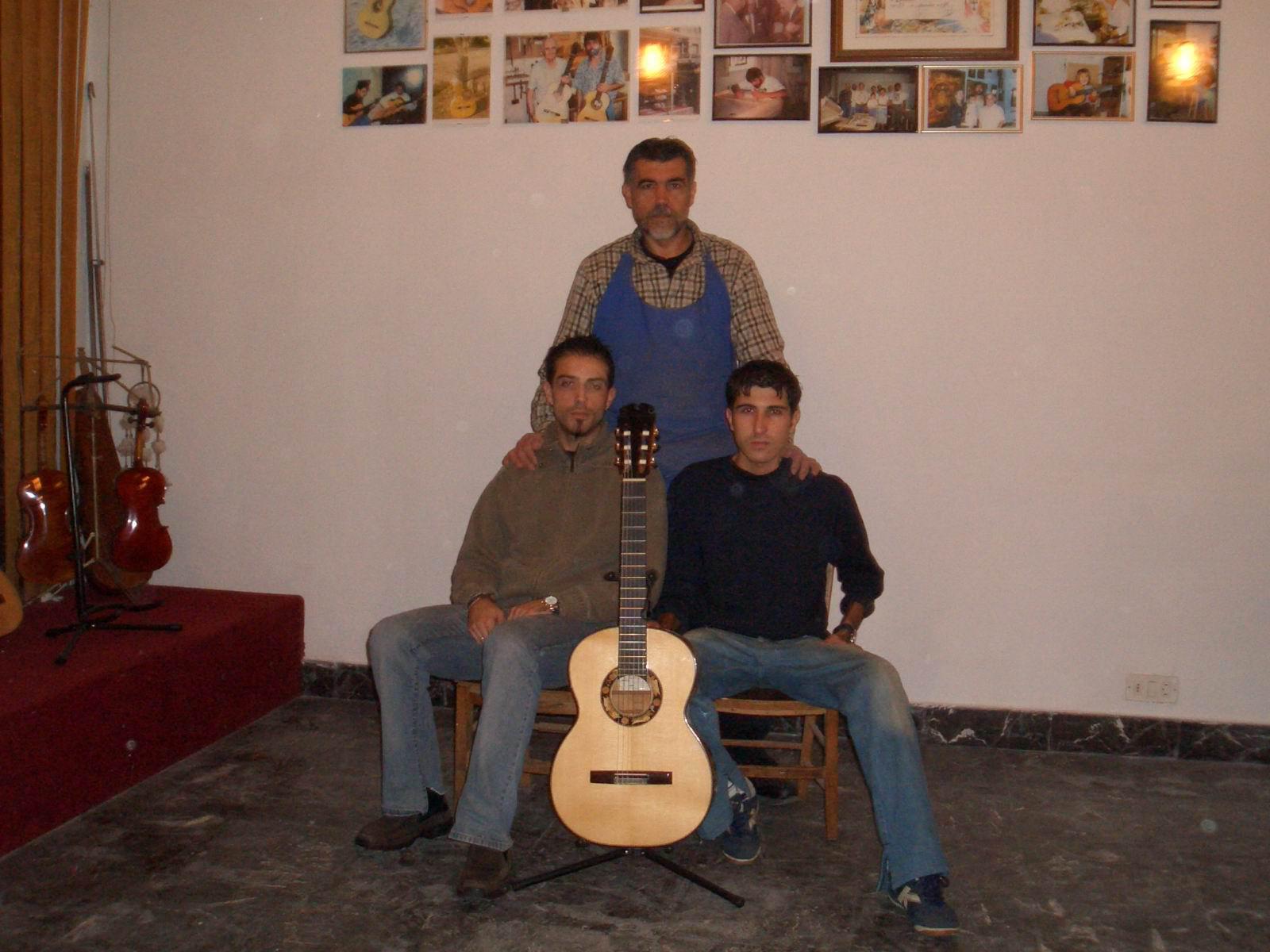 David y Morales