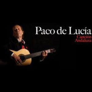 Paco de Lucia guitarra