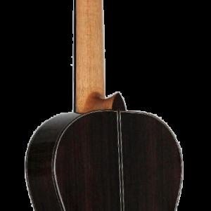Guitarra de palo santo de india