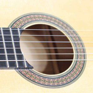 Tapa abeto guitarra