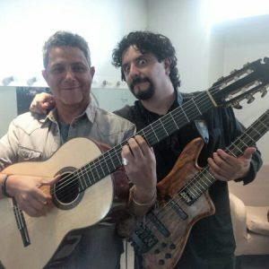 Alejandro Sanz guitarra Paco de Lucía