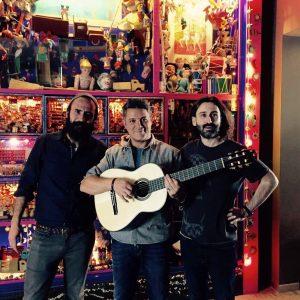 Alejandro Sanz La Guitarra vuela