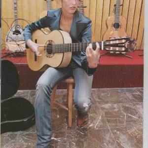 guitarra vega