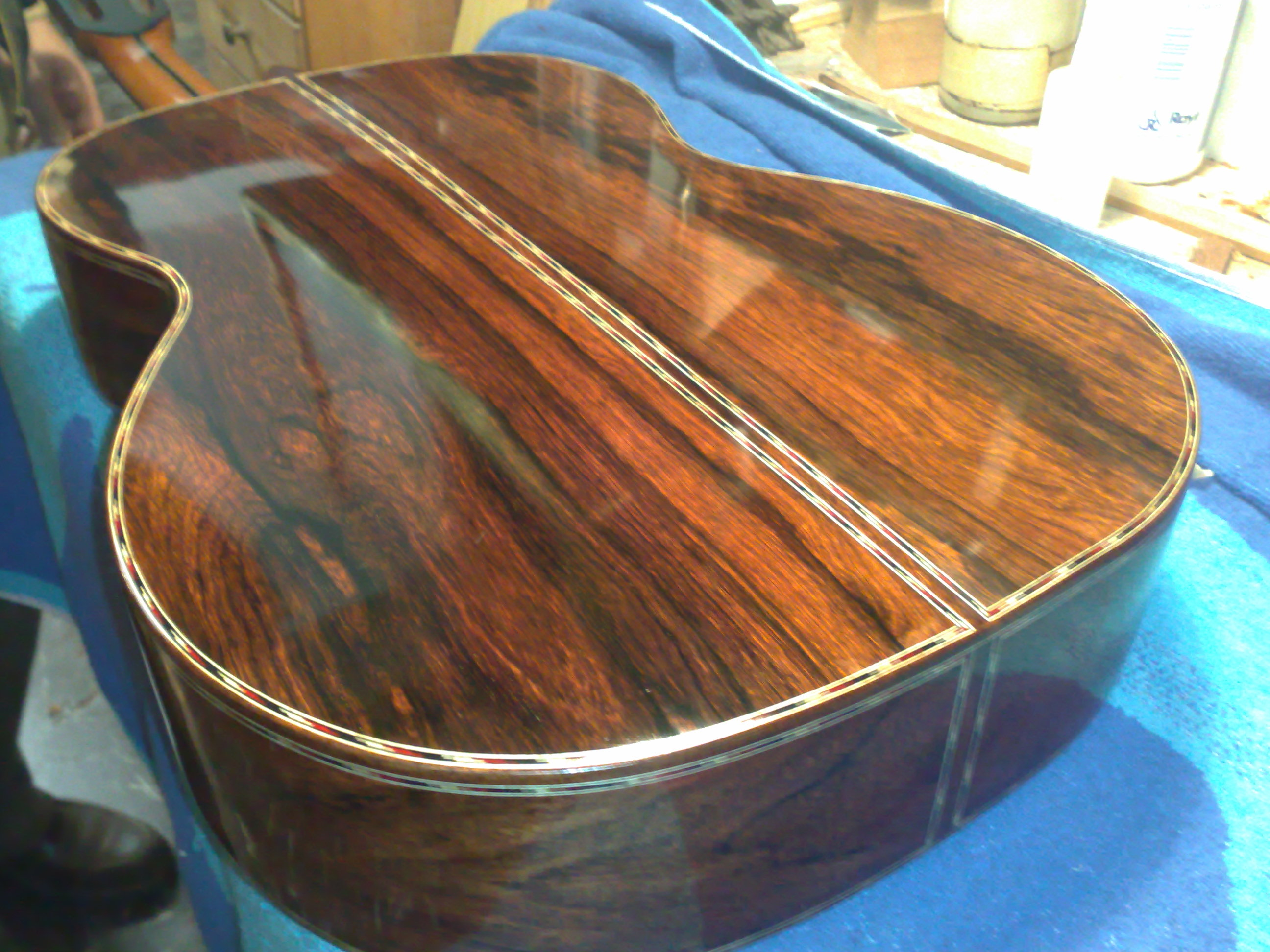Classical guitar Cedar and rosewood