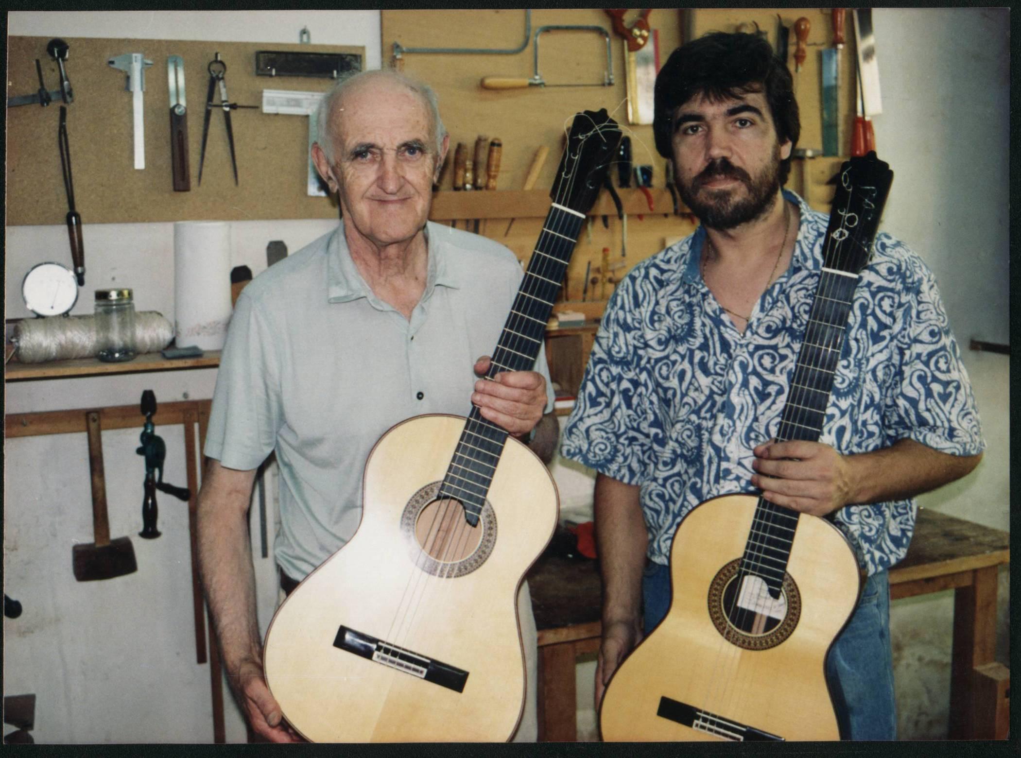 constructores guitarras