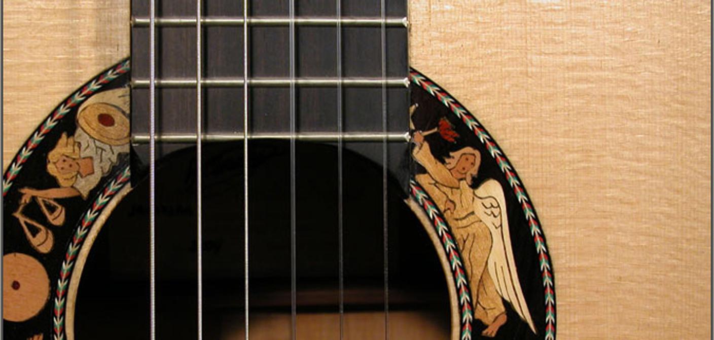 cuerdas guitarra