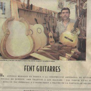 fent guitarres