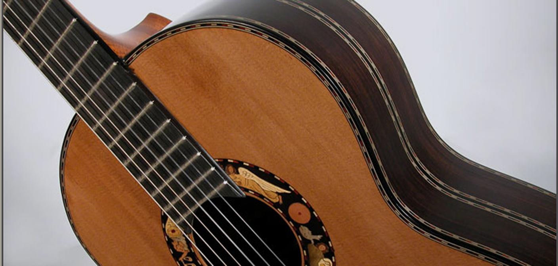 guitarra clásco