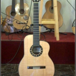 guitarra f home studio