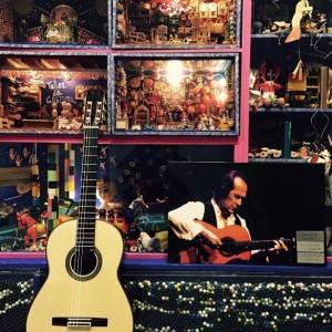 Guitarra Maestro Paco de Lucía
