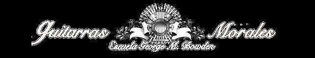 Guitarras Antonio Morales