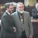Speech of concession to luthier Antonio Morales of the City Gold Medal of Palma