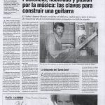 construir guitarras