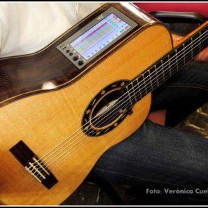 sistema grabacion guitarra