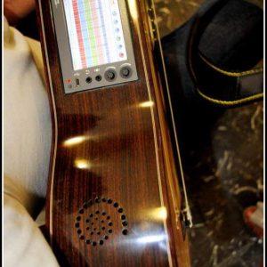 Sistema home studio integrado en una de nuestras guitarras