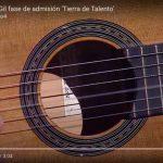 Guitarra Tierra de Talento