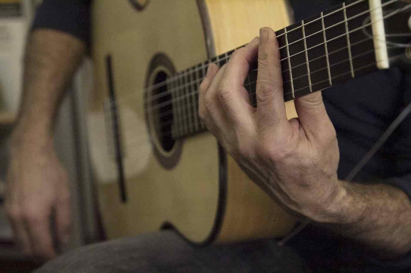 Flamenco guitar Great Concert